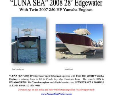 6847-17 LUNA SEA 2008 28 Edgewater